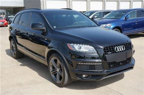 suv audi for sale 2014 audi q7 suv used car for sale in bahrain