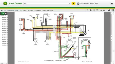 electrical wiring deere d wiring harness diagram