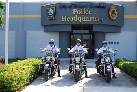 Miami Gardens Department by 2015 Harley Davidson Road King