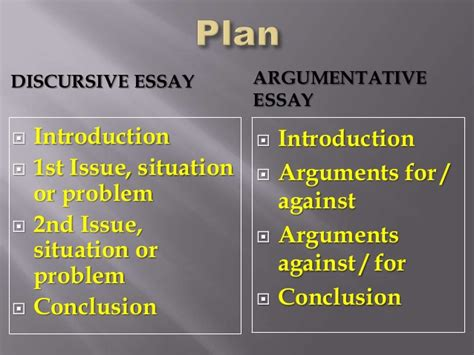 Writing A Discursive Essay by Image Gallery Discursive
