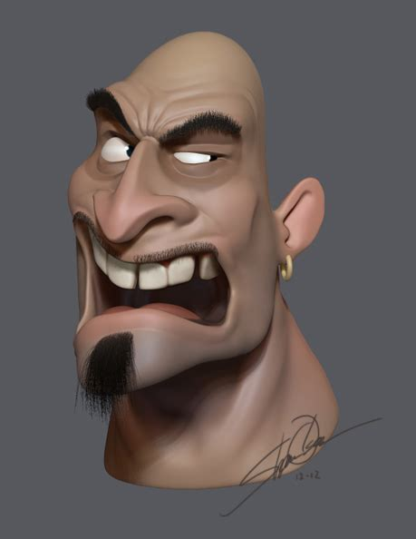 tutorial zbrush cartoon http www zbrushcentral com attachment php attachmentid