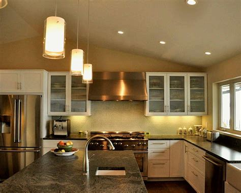 small kitchen lighting ideas 5 golden for lighting high ceilings all things flourescent cfl led the