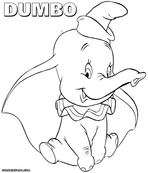 dumbo coloring pages dumbo coloring pages coloring pages to and print