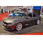 H&ampR Project BMW F30 335i On Just Released Coilover
