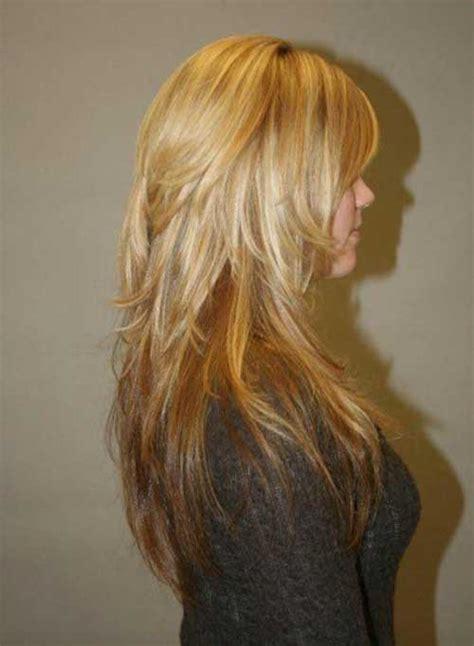 25 long choppy haircuts long hairstyles 2017 amp long