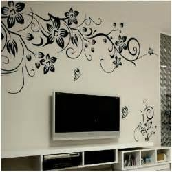 advantages of decorating your home with removable wall art 3d flower decal vinyl decor art home living room wall
