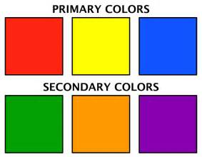 how many secondary colors are there 9eqy