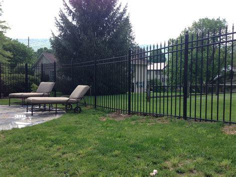 6ft Metal Trellis An Infinity Aluminum Fence Testimonial From Pennsylvania