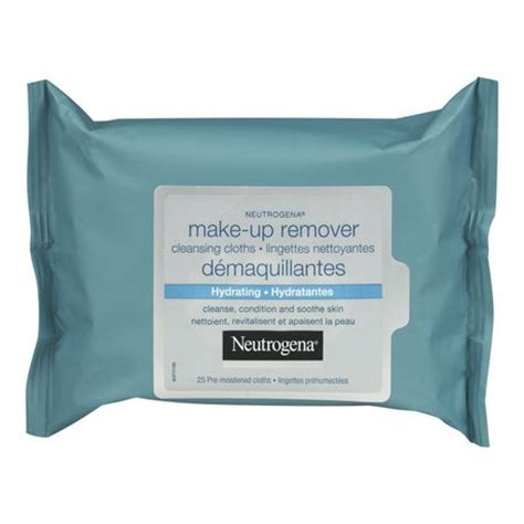 Voerin The Ultimate Make Up Remover Towel neutrogena remover cleansing towelettes 25 count