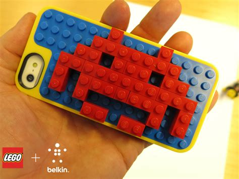 Official Belkin Lego Iphone 6 Plus 6 the best lego accessories for iphones