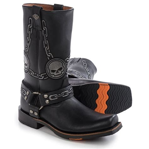 size 13 motocross boots harley davidson ridgeland motorcycle boots for men
