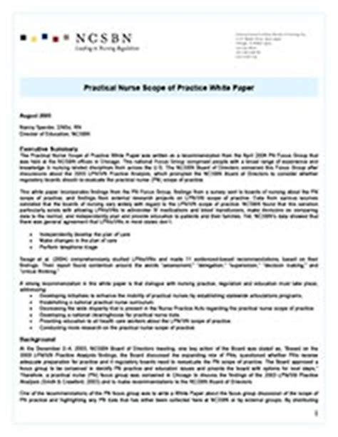 White Paper On The State Of The Art Of Approval