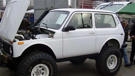 Lada Niva Tuning 1630 Lada Niva 4x4 21213 Tuning Russian Cars
