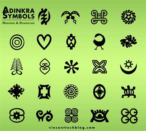 Symbols by Adinkra Symbols Free Download Ghanaian Symbols Brushes