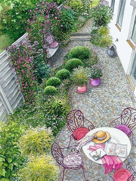 Mein Sch 246 Ner Garten Sichtschutz Ideen Nowaday Garden