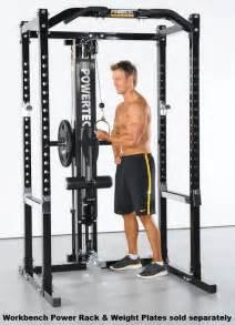 Sa Gear Bench Powertec Power Rack