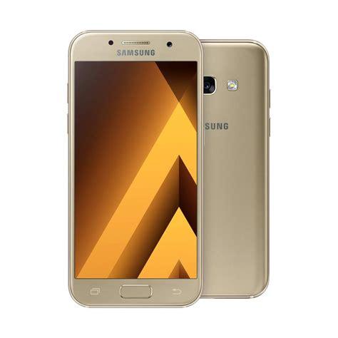 Harga Samsung A3 Gold Baru jual samsung a3 2017 sm 320 smartphone gold 16gb 2gb