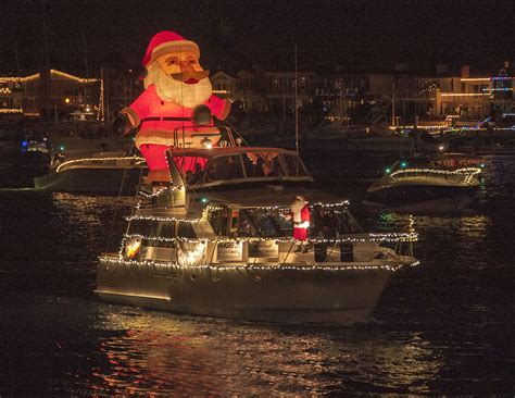 newport beach boat parade times newport beach local news special section nb indy guide to