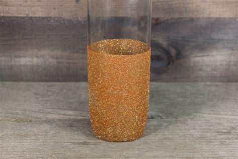 Mod Podge Glitter Vase by Glitter Vase Mod Podge Crafts Allfreediyweddings