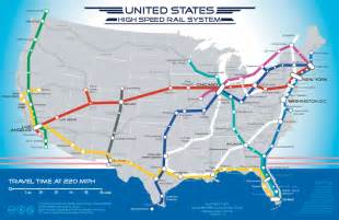 us high speed rail system california rail map