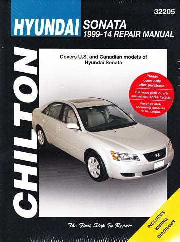 service manual chilton car manuals free download 1999 toyota 4runner electronic throttle 1999 2014 hyundai sonata chilton s total car care manual