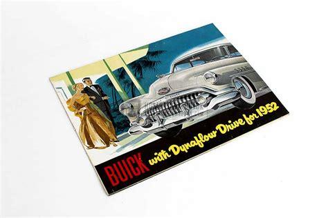 buick brochure 1952 buick sales brochure hometown buick