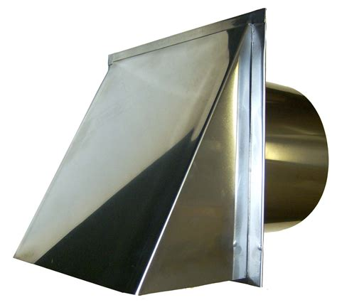 10 inch exhaust fan cover 10 inch stainless wall mount range vent