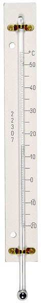 Thermometer Solid Stem solid stem ordinary pattern screen thermometer with