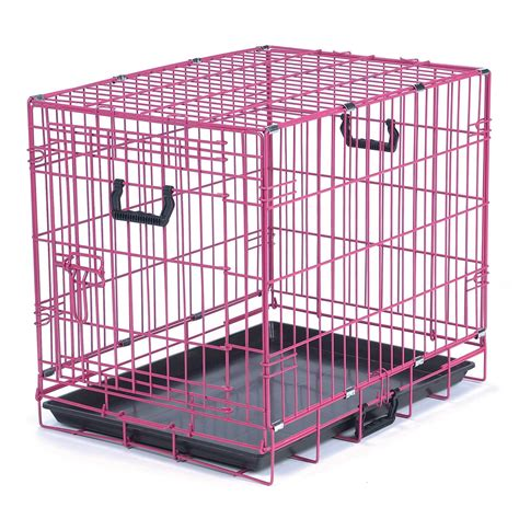 petco crate be appeal color pink crate petco