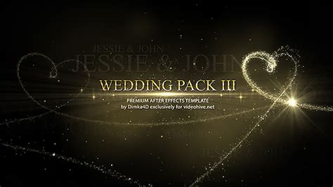 Videohive Wedding Free After Effects Template Free After Effects Template Videohive Projects Free Templates After Effects