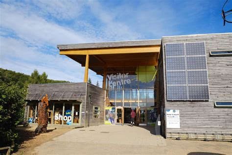 Dalby Forest Eco Friendly Visitor Centre Opens by Dalby Forest Visitor Centre Attraction Dalby Forest