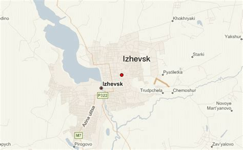 russia izhevsk map izhevsk location guide
