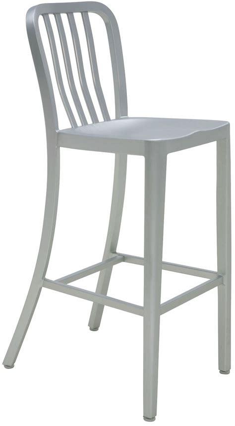 bar stool aluminum soho aluminum metal bar stool from nuevo coleman furniture