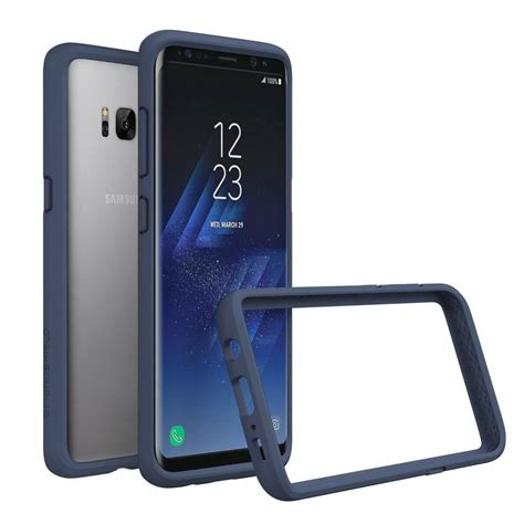 protect and reveal this crashguard bumper for galaxy s8 does the trick