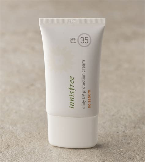 Harga Innisfree Daily Uv Protection No Sebum chống nắng innisfree daily uv protection no sebum
