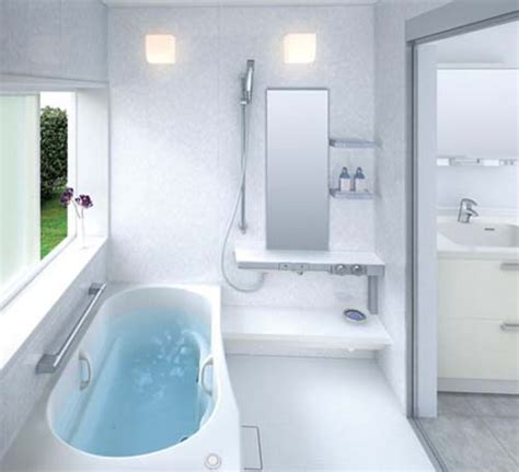 Simple Bathtub by Simple And Modern Bathroom Designs By Toto