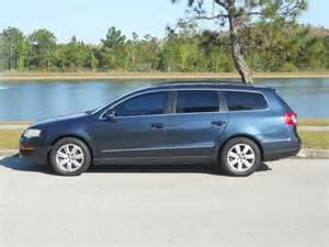 Volvo Jetta Sell Used 2007 Volkswagen Passat Turbo Station Wagon Vw
