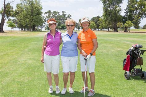 Ladies Christmas party 2015 Stellenbosch Golf Club