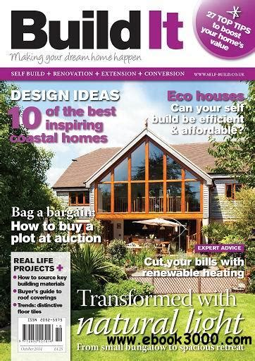 build it home improvement magazine october 2014 free