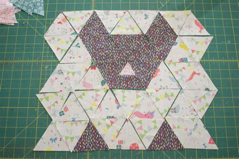 pattern for equilateral triangle quilting unplugged design your own triangle quilt tips