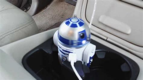r2d2 car usb charger r2 d2 usb car charger