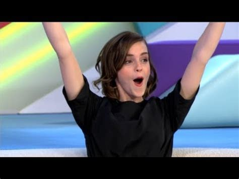 emma watson youtube emma watson plays emma what s on youtube