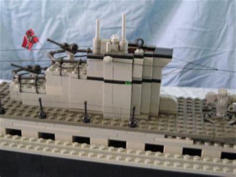 lego u boat for sale wwii german u boat a lego 174 creation by pete franklin