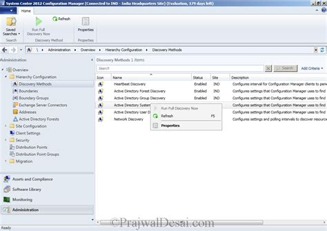 Color Meanings by Deploying Sccm 2012 Part 7 Configuring Discovery And
