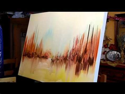 acrylic painting demo me paint abstract acrylic painting demo by zacher