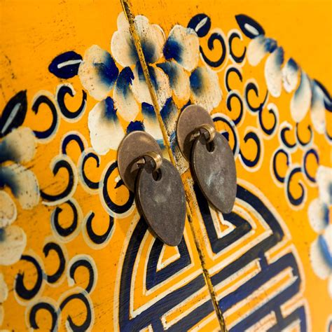 credenze orientali credenza orientale dipinta credenze vintage industrial etniche