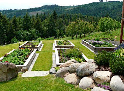 Garden Ridge Stables Edible Gardens Potagers Mount Gardens Inc