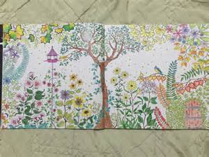 jing secret garden coloring book