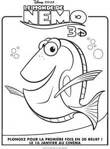 Nemo Le Poisson Az Coloriage Coloriage Poisson A Imprimer L