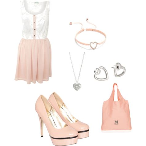 "The ""girly "" outfit   Polyvore"